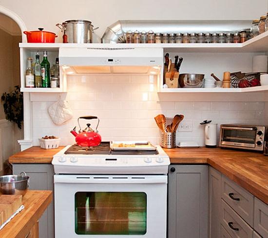 5 bước đơn giản để căn bếp nhà bạn sạch sẽ và gọn gàng 4