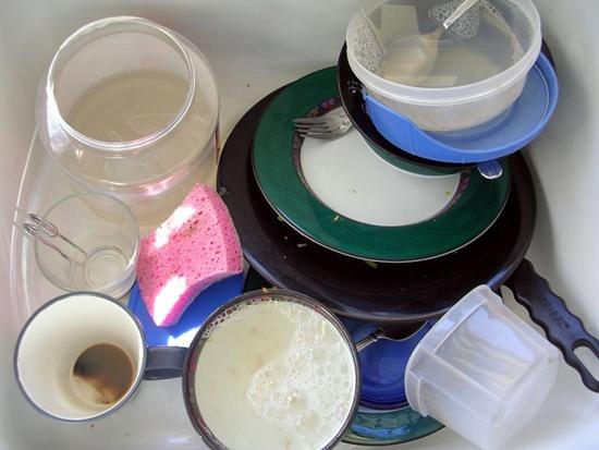 5 bước đơn giản để căn bếp nhà bạn sạch sẽ và gọn gàng 6