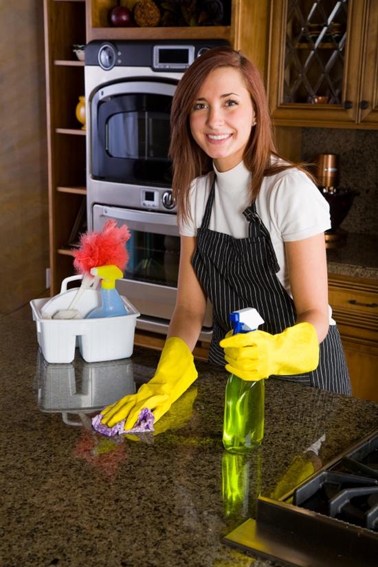 5 bước đơn giản để căn bếp nhà bạn sạch sẽ và gọn gàng 5