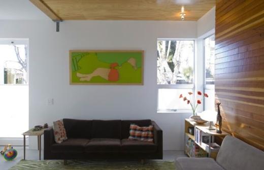 5 cách trang trí phòng khách theo xu hướng retro  8