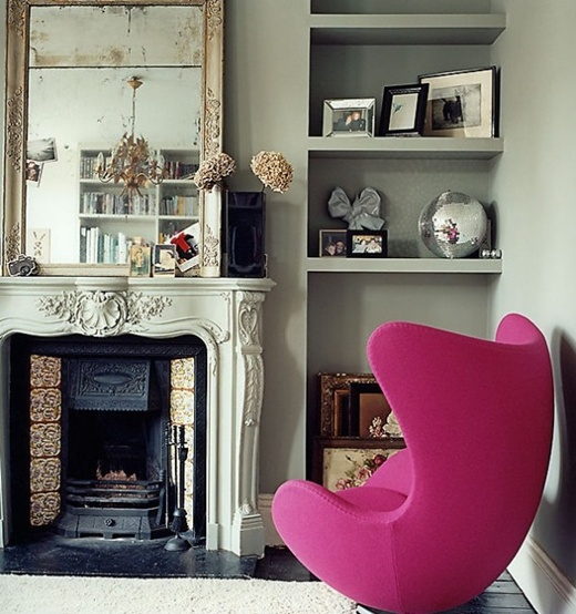 5 cách trang trí phòng khách theo xu hướng retro  6