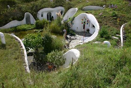 Ngắm những ngôi nhà dưới lòng đất đẹp và độc đáo trên thế giới 30