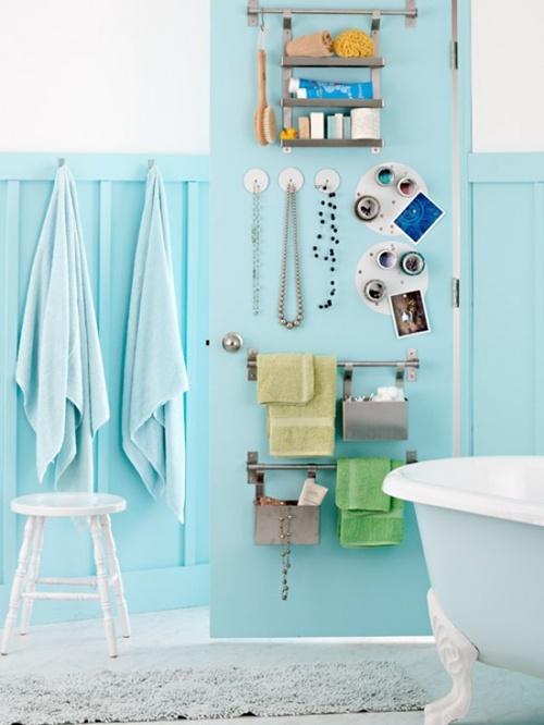 5 giải pháp lưu trữ thông minh cho nhà tắm nhỏ 1