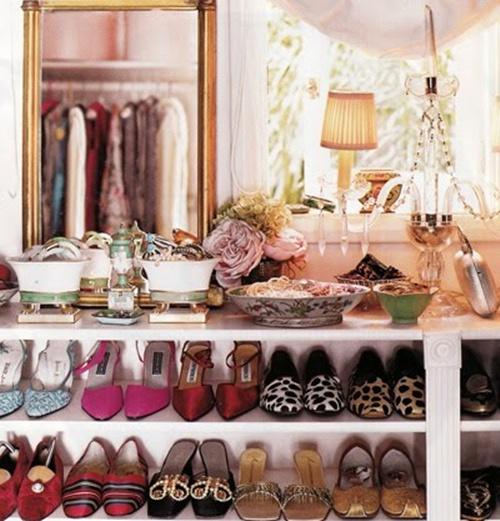 Nhà gọn gàng hơn với 7 cách lưu trữ giày dép cực hay 7
