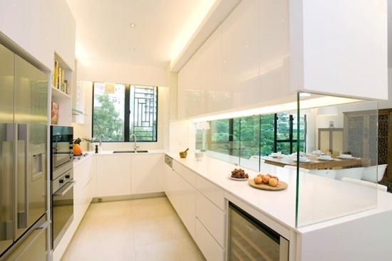 Mẹo giúp căn bếp nhà bạn rộng, thoáng và đẹp hơn 5