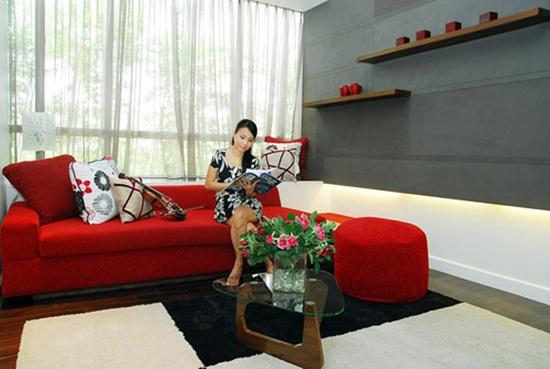 Ngắm những ngôi nhà đẹp như mơ của sao Việt 10