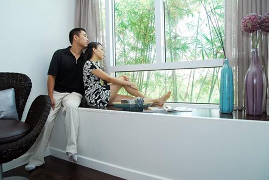 Ngắm những ngôi nhà đẹp như mơ của sao Việt 11