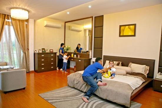 Ngắm những ngôi nhà đẹp như mơ của sao Việt 21
