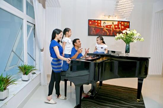 Ngắm những ngôi nhà đẹp như mơ của sao Việt 22