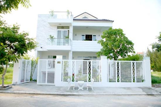 Ngắm những ngôi nhà đẹp như mơ của sao Việt 16