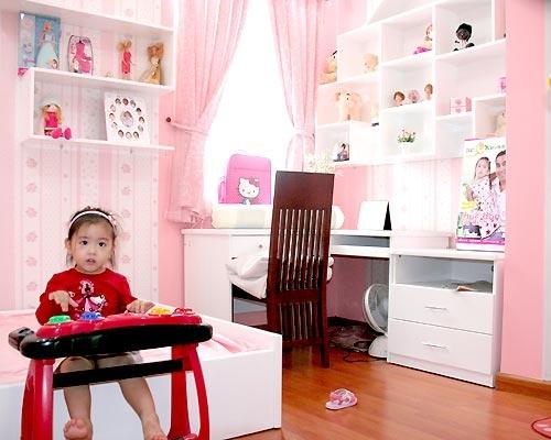 Đột nhập phòng ngủ của các nhóc tì nhà sao Việt 3
