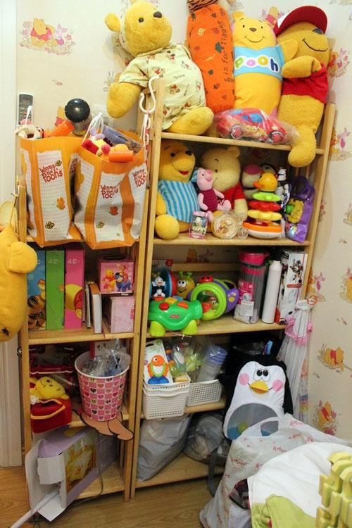 Đột nhập phòng ngủ của các nhóc tì nhà sao Việt 7