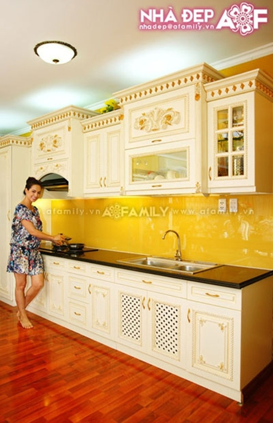 Ngắm những ngôi nhà đẹp như mơ của sao Việt 24