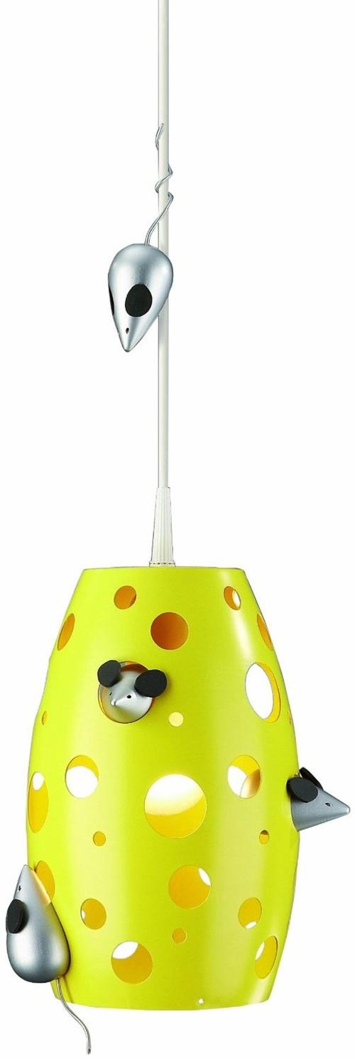 7 mẫu đèn chùm độc đáo và ngộ nghĩnh để trang trí phòng cho bé yêu 4