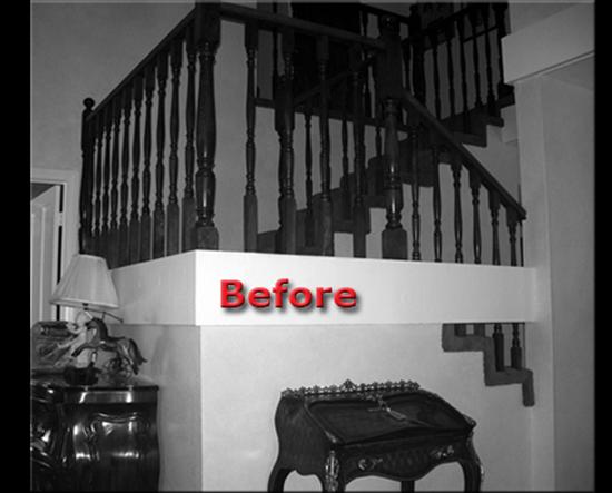 Thay đổi diện mạo cho cầu thang cũ kĩ nhà bạn  6