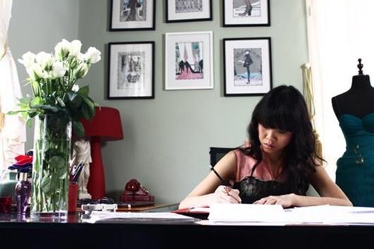 Không gian sống siêu đẹp của hai nhà thiết kế thời trang Việt nổi tiếng 17