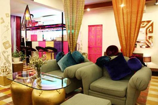 Không gian sống siêu đẹp của hai nhà thiết kế thời trang Việt nổi tiếng 4