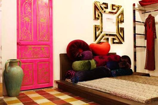 Không gian sống siêu đẹp của hai nhà thiết kế thời trang Việt nổi tiếng 2