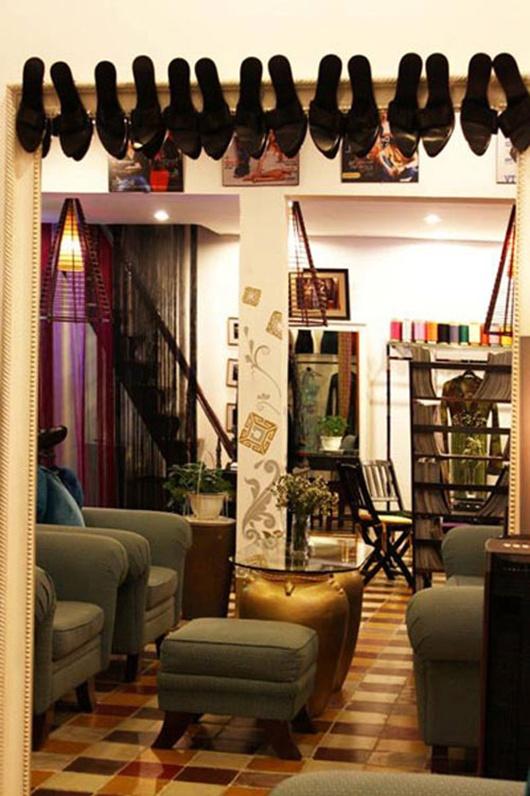 Không gian sống siêu đẹp của hai nhà thiết kế thời trang Việt nổi tiếng 5