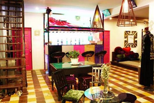 Không gian sống siêu đẹp của hai nhà thiết kế thời trang Việt nổi tiếng 6