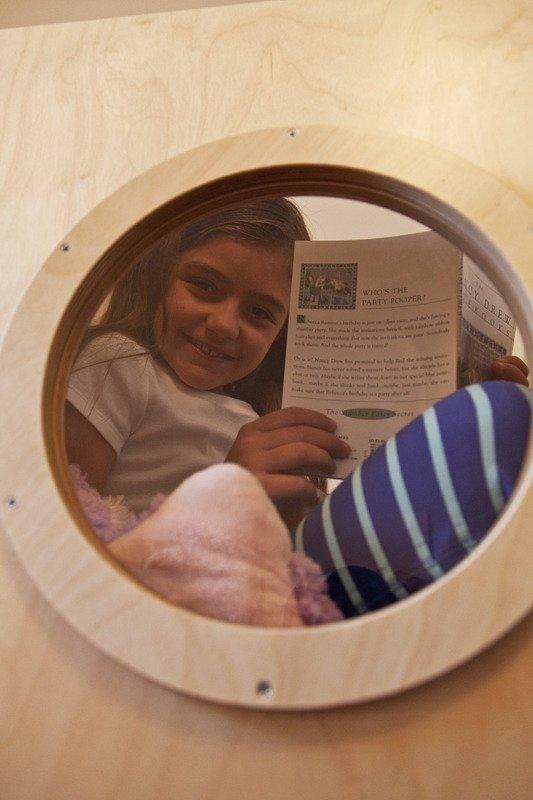 Không gian ao ước cho hai bé nhờ hệ giường đa năng 5
