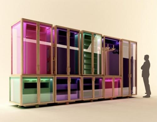 2 thiết kế tủ độc đáo và nổi bật cho không gian sống 6