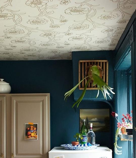 5 cách trang trí nhà bằng giấy dán tường cực sáng tạo 4