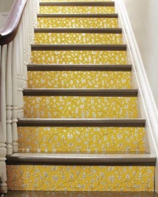 5 cách trang trí nhà bằng giấy dán tường cực sáng tạo 2