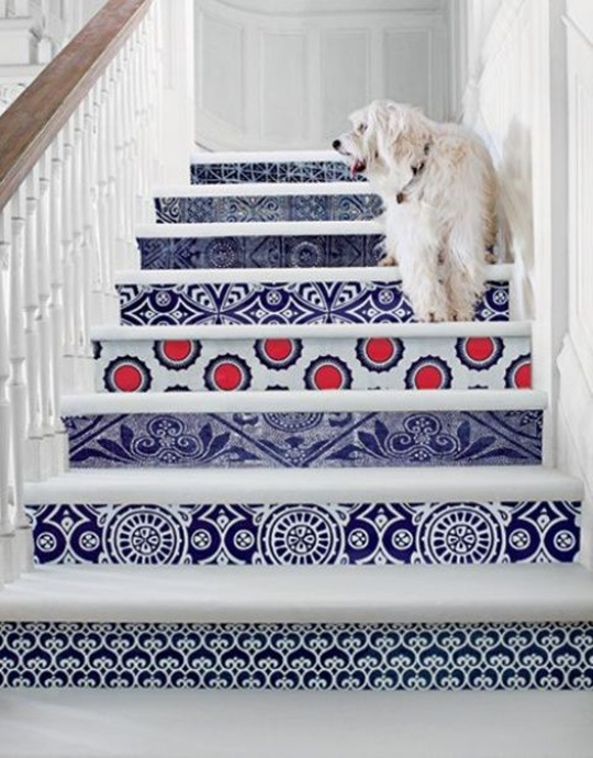 5 cách trang trí nhà bằng giấy dán tường cực sáng tạo 3