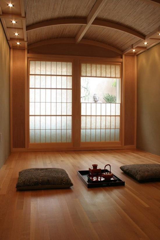 Không gian sống nhẹ nhàng với phong cách Thiền 2
