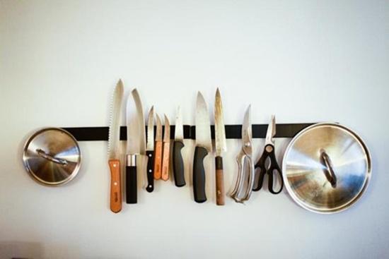 8 mẹo nhỏ giúp nhà bếp luôn gọn gàng sạch sẽ 3