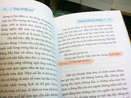 Sốc: Sách dịch về cuộc chiến tranh Việt Nam có ngôn từ tục tĩu 1