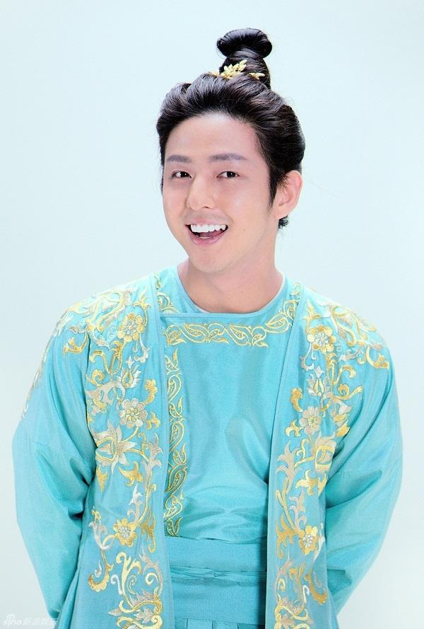 Những tạo hình cổ trang mất điểm của nam diễn viên Hàn 2