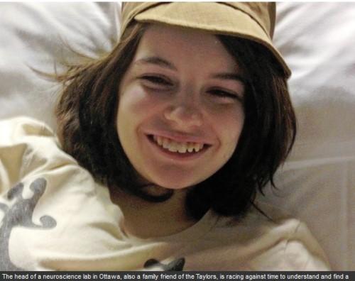 Thiếu nữ lên cơn co giật hơn 1.000 lần mỗi ngày 1
