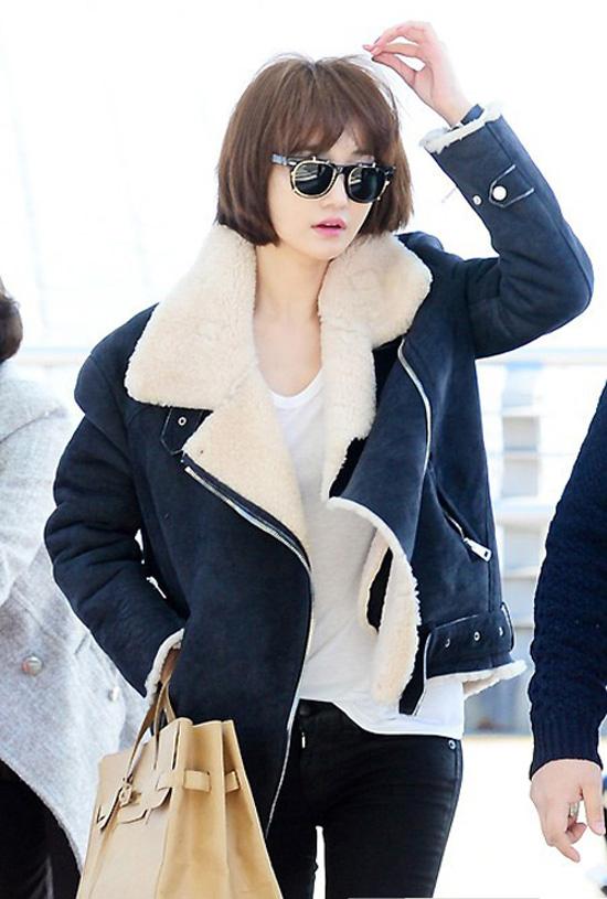 áo khoác mustang