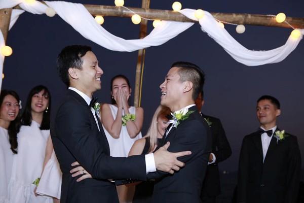 Những cặp đôi đồng tính hạnh phúc khiến nhiều người ngưỡng mộ 6