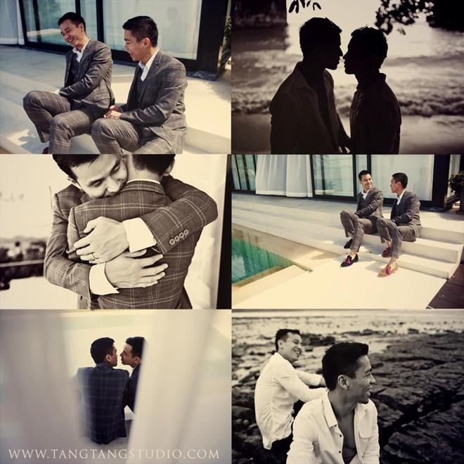 Những cặp đôi đồng tính hạnh phúc khiến nhiều người ngưỡng mộ 4