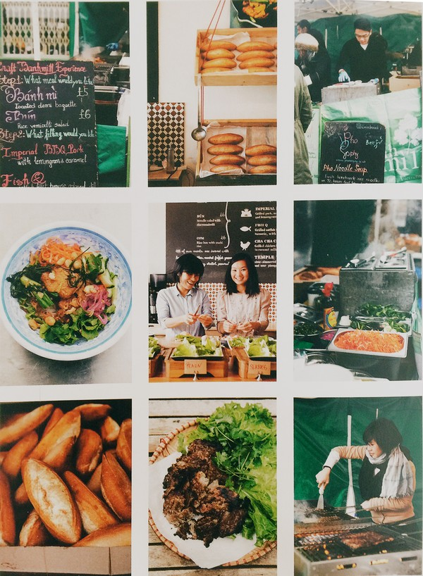 Vân Trần - Cô gái bỏ việc để đi bán bánh mì Việt nổi tiếng khắp London 5