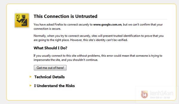 Trang tìm kiếm Google bất ngờ bị tấn công 3