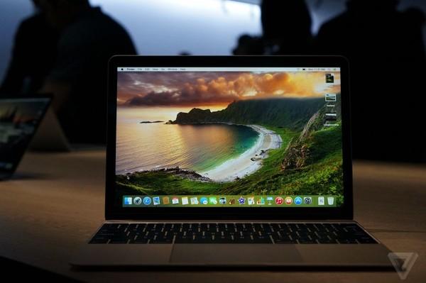 Cận cảnh Macbook - Đột phá đầu năm của Apple 1