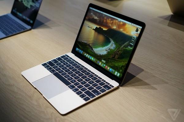 Cận cảnh Macbook - Đột phá đầu năm của Apple 6
