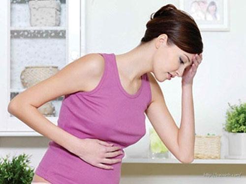 Những dấu hiệu cảnh báo mang thai ngoài dạ con 1