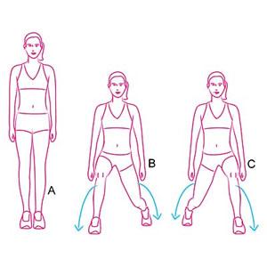 Bài tập giúp tăng cường sự trao đổi chất để giảm cân nhanh chóng 2