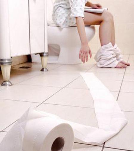 Giấy vệ sinh và