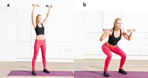 4 bài thể dục đơn giản cho đôi chân khỏe đẹp 4