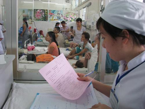 Báo cáo sai về dịch sốt xuất huyết 1