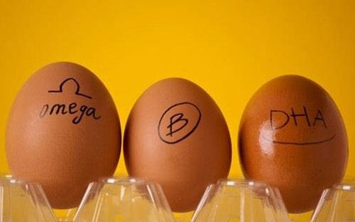 Trứng gà omega-3, tốt cũng không nên ăn nhiều 1