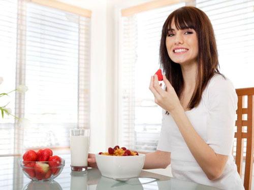 8 thực phẩm tốt nhất cho bữa sáng lành mạnh và đủ dinh dưỡng 1