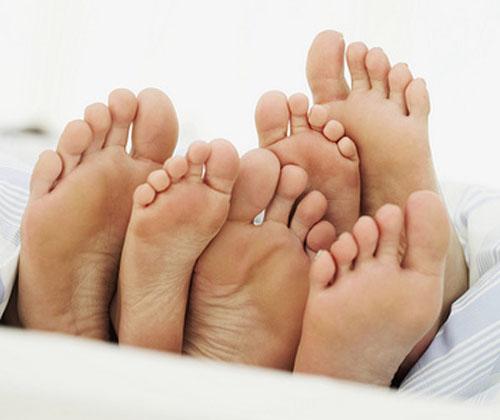 Cảnh giác với 5 triệu chứng bất thường ở chân 1