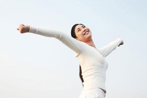 Những lợi ích tuyệt vời của việc hít thở sâu 2